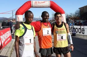 Prosecco Run_primi tre uomini