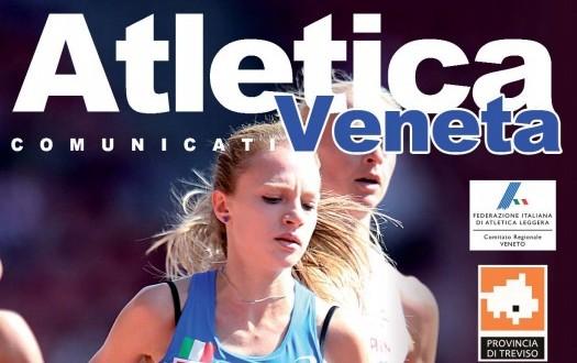 Speciale Atletica Veneta Comunicati: Atletica Veneta in festa 2015