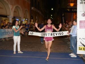 B_Corritreviso 2015_L'arrivo di Paolo Zanatta