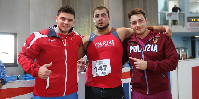 Ancona 06/02/2016 Campionati Italiani Indoor Juniores e Promesse M/F - foto Giancarlo Colombo/A.G.Giancarlo Colombo