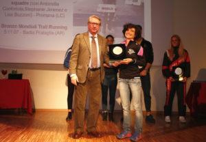 Fes_La premiazione di Silvia Rampazzo