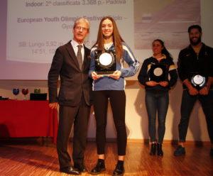 Fes_La premiazione di Veronica Zanon
