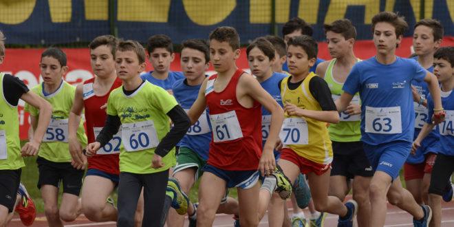 Pista_giovani in corsa