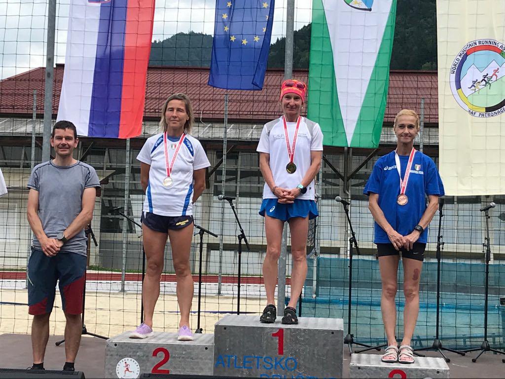 Master mondiali di corsa in montagna con 11 medaglie for Voltan tortellini