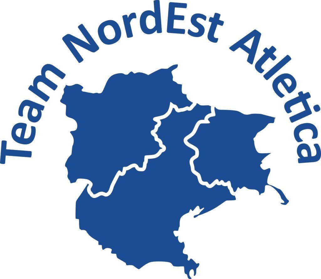 logo team nordest atletica