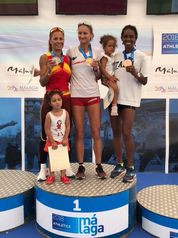 Master 11 medaglie per il veneto ai mondiali di malaga for Voltan tortellini