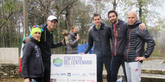 bCentenario_il quintetto vincitore