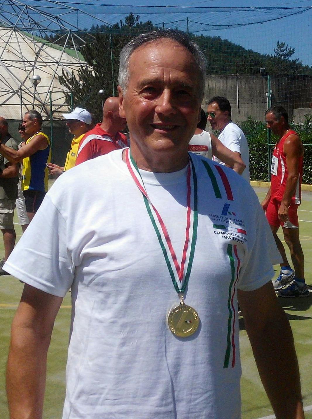 Master 43 medaglie venete ai tricolori di orvieto fidal for Voltan tortellini
