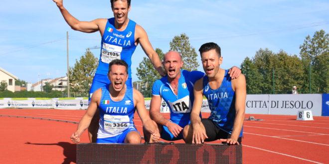 Mondiali Atletica Calendario.Fidal Veneto Sito Del Comitato Regionale Veneto Di